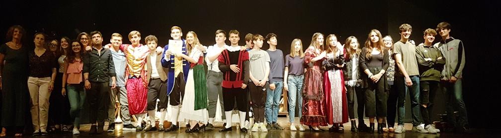 Oltreconfini: il Teatro incontra la Scuola