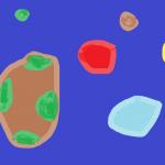 il sistema solare di francesco