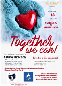 Together We can - Concerto di beneficenza