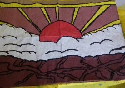 L'alba di Roy Lichtenstein