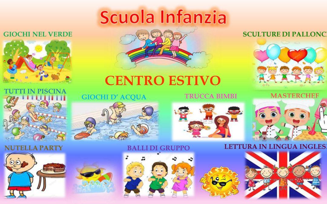 Centro Estivo Settembre Scuola dell'Infanzia
