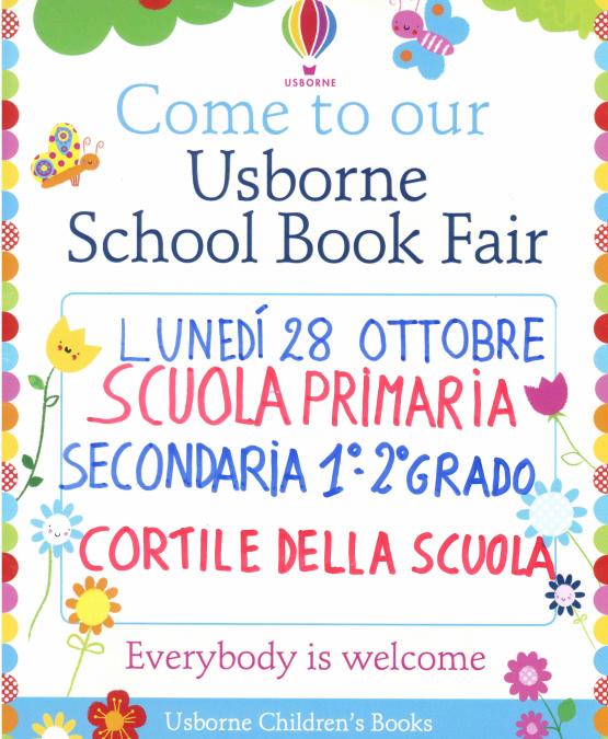Usborne School Book Fair